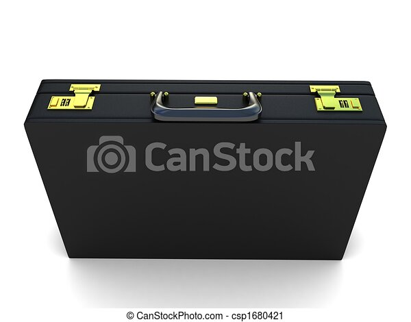 office briefcase - csp1680421