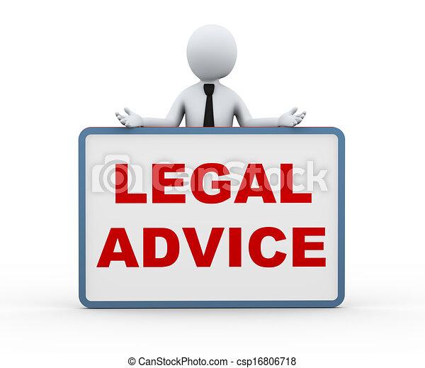 Lawyer Advice Clip Art