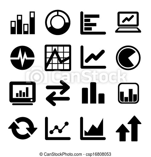 Business Infographic icons - csp16808053