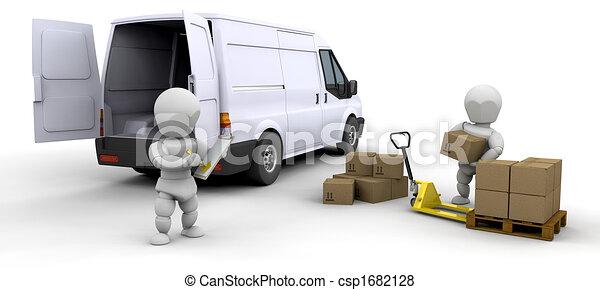 Stacking boxes - csp1682128