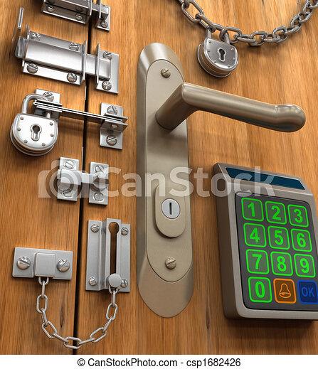Security Concept - csp1682426