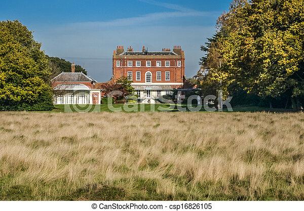 Photographies de broussailleux maison automne londres for Acheter une maison en angleterre