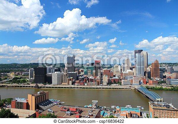 Pittsburgh - csp16836422