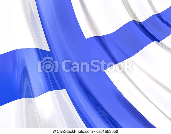 Finland Flag - csp1683850