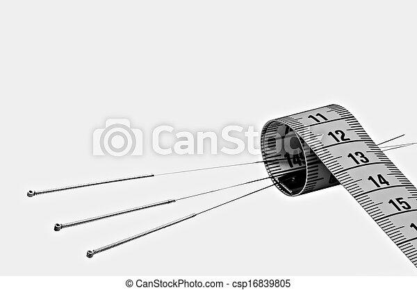 photo acupuncture poids perte image images photo libre de droits photos sous licence. Black Bedroom Furniture Sets. Home Design Ideas