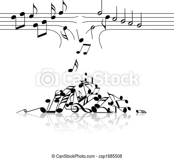 Music theme - csp1685508