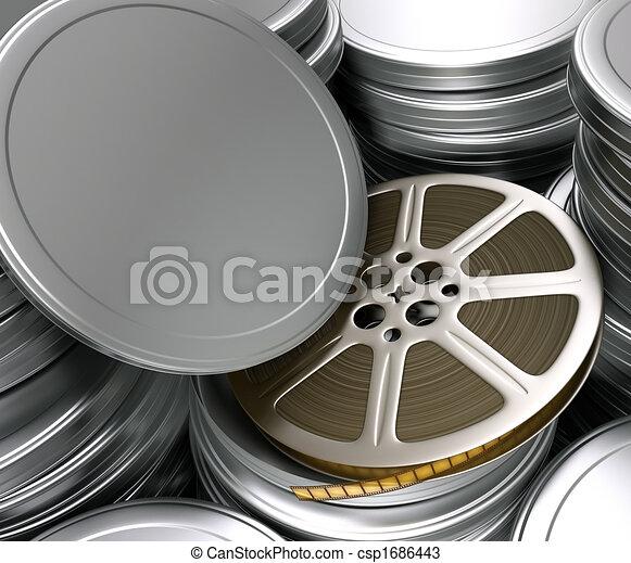 Clipart Pellicule Cinéma