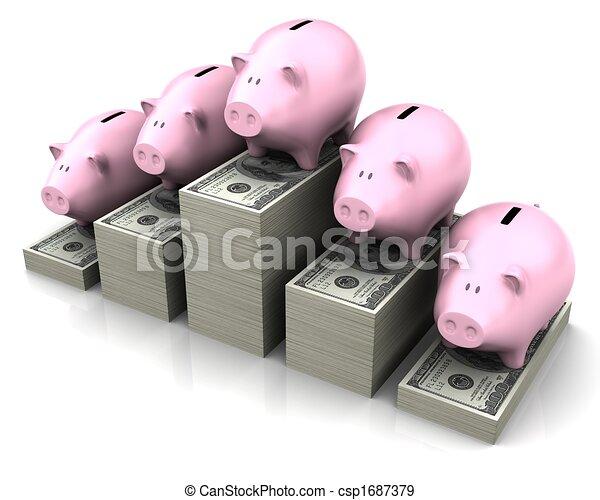 Savings Podium - csp1687379