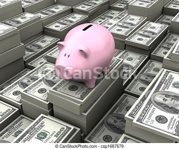 Savings - csp1687679
