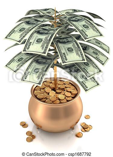 Cultivating Cash - csp1687792