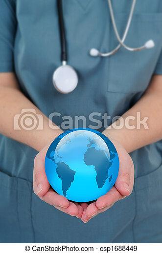 World Health - csp1688449