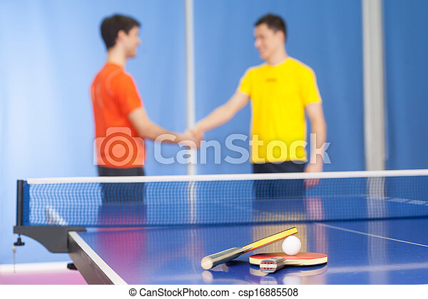 Stock photography of good game two young men in sports for Sports shirts near me