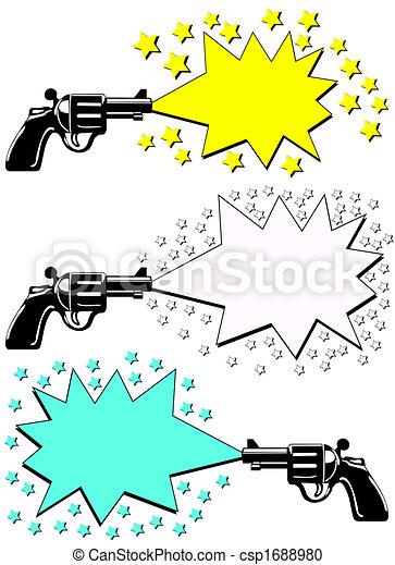 advertising guns - csp1688980