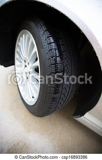 Automobile Tire - csp16893386
