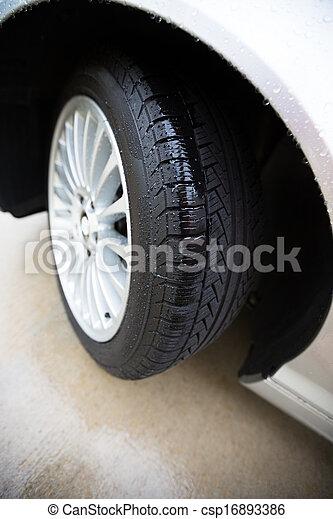 Automobile Tire - csp16893386