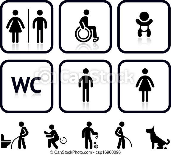 Achat toilette