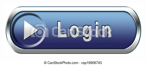 Login Buttons Images Login Button Login Icon or