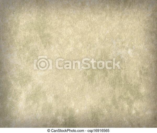 antique cracked paper texture - csp16916565