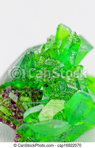 bilder von kristall makro foto smaragd farbe schlie en auf csp16922070 suchen sie. Black Bedroom Furniture Sets. Home Design Ideas