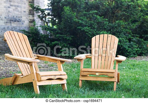 Stock de fotos adirondack sillas caba a imagenes - Silla adirondack ...
