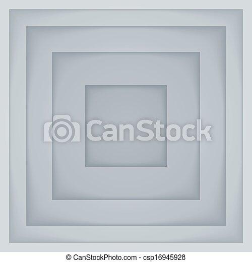 vektor illustration von abstrakt graue wei es rechteck. Black Bedroom Furniture Sets. Home Design Ideas