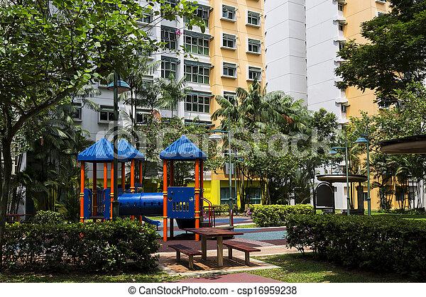 residential estate - csp16959238