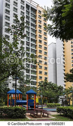 residential estate - csp16959281