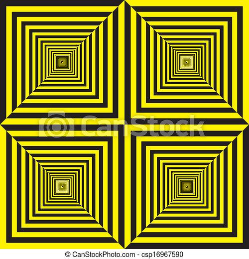 Eps vektoren von abstrakt absteigen quadrate pseudo for Spiegel hintergrund