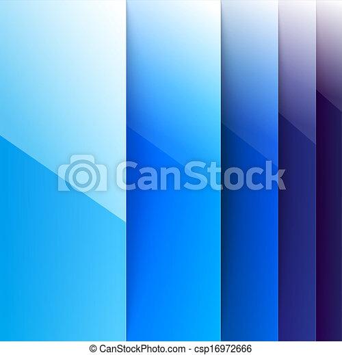 vektor abstrakt blaues blank rechteck formen. Black Bedroom Furniture Sets. Home Design Ideas