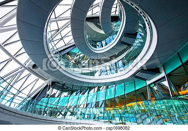 Circle staircase