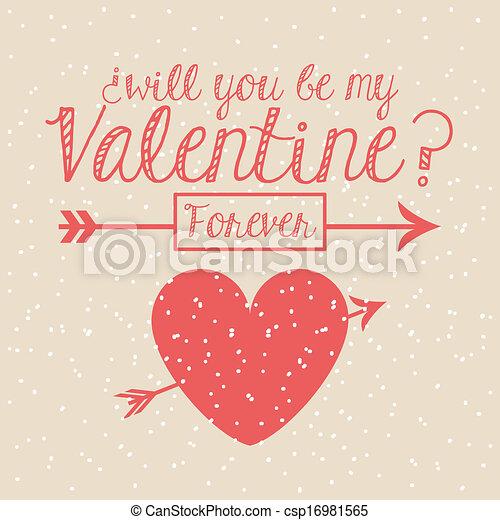 valentines day - csp16981565