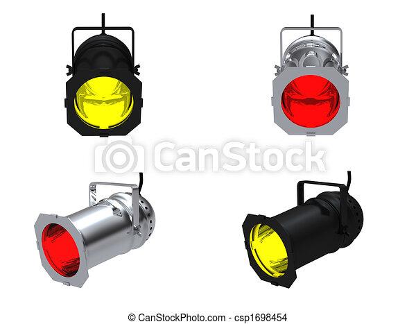 Spot lights - csp1698454