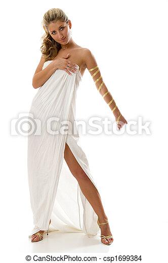 Greek Goddess - csp1699384