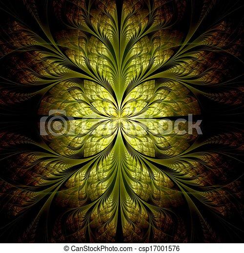 Fractal Art Design modern fractal art design