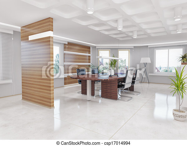 office interior - csp17014994