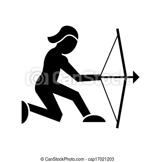 Archer Clip Art
