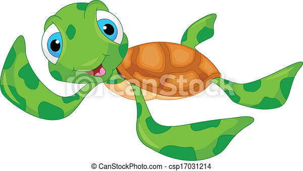 Green sea turtle Illustrations and Clipart. 961 Green sea turtle ...