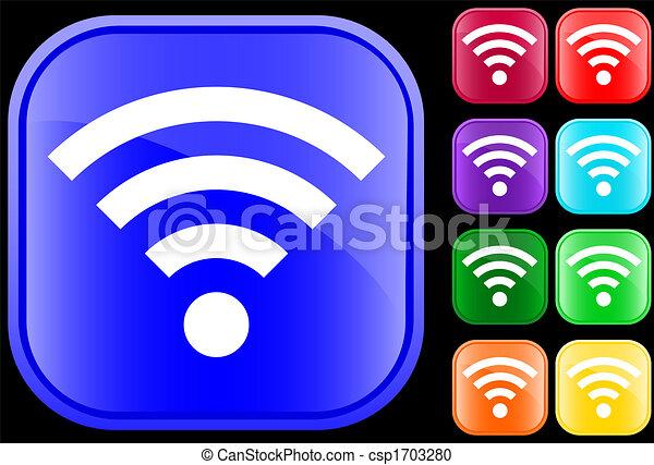 Signal symbol - csp1703280