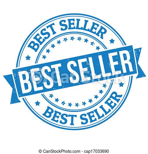 Best seller stamp - csp17033690
