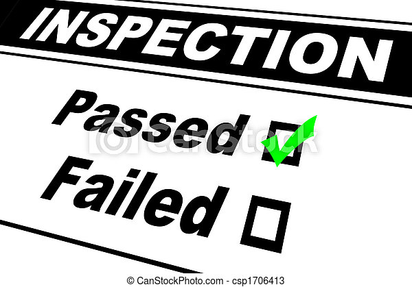 Inspection Results Passed - csp1706413