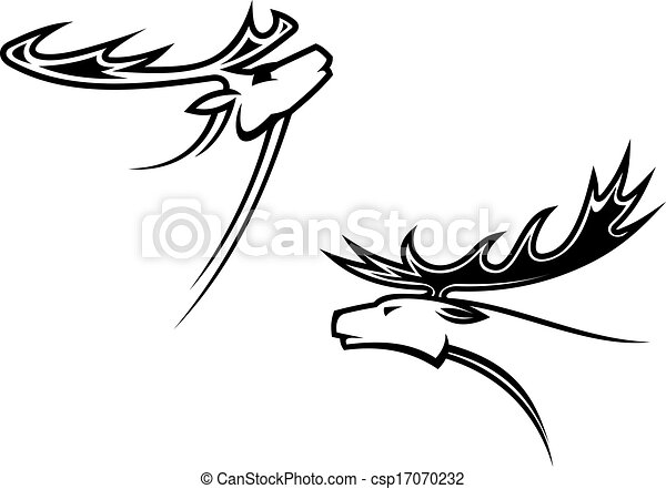 Wildlife additionally Deer Antler Clip Art together with Clipart RTAkA6zTL further Buck Skull Drawing moreover Reindeer Head Outline Template. on deer head with antlers clip art