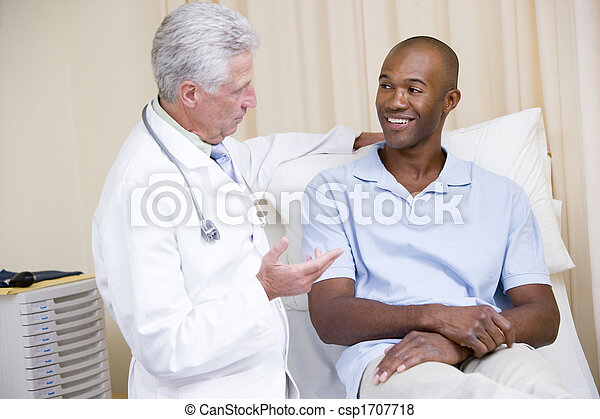 doctor exam gay giving picture
