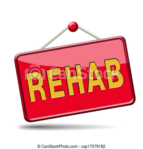 rehabilitation - csp17079182