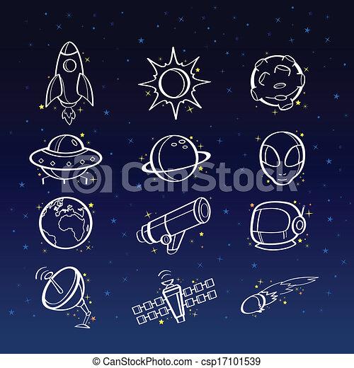astronomy clip art book - photo #36
