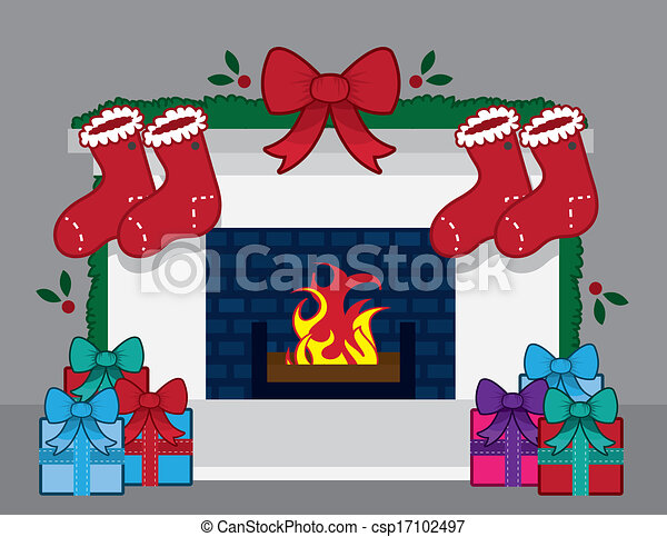 Graphics For Fireplace Clip Art And Graphics | www.graphicsbuzz.com