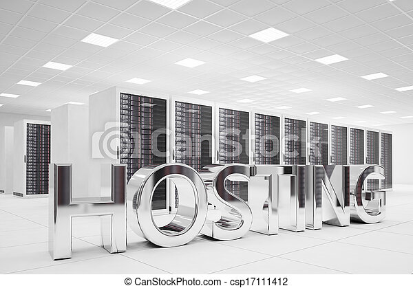 Hosting Letters in data center - csp17111412