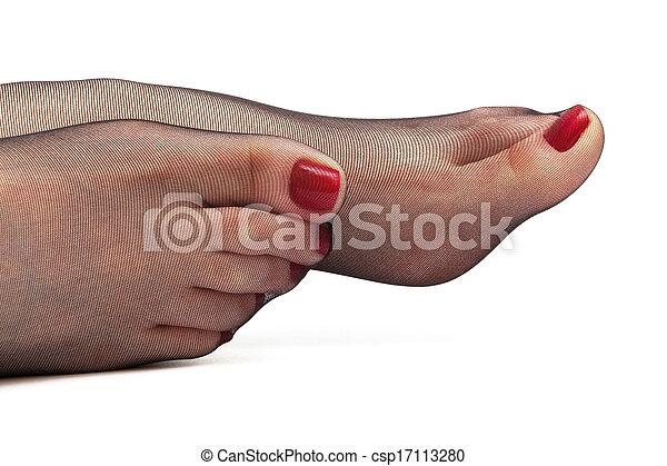 Pornographie des pieds et des jambes