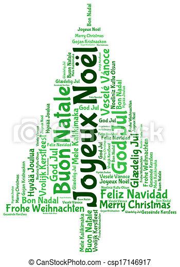 Christmas Tree Artwork