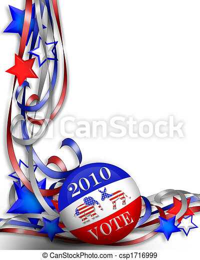 Election Day Vote 2010 - csp1716999