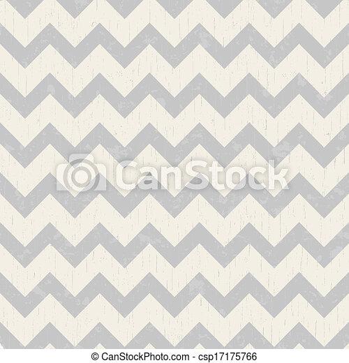 seamless retro zig zag texture - csp17175766